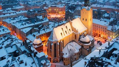 Фото львівської Катедри перемогло на конкурсі пам'яток України