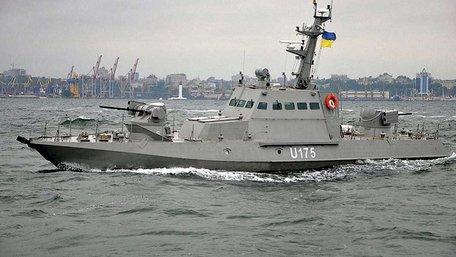 Україна знову відправить військові кораблі через Керченську протоку