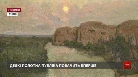 У Львові презентували рекордну за 150 років кількість оригіналів Івана Труша