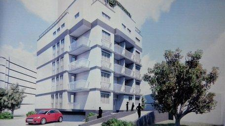 Біля кільця на просп. Чорновола збудують 4-поверховий будинок з терасою на даху