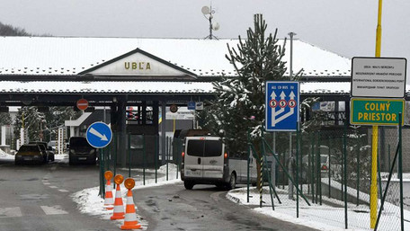 У прикордонних селах Словаччини збільшується кількість покинутих євроблях