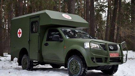 «Богдан» знову постачатиме санітарні автомобілі для української армії