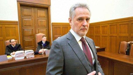 Суд Кіпру арештував все особисте майно Дмитра Фірташа