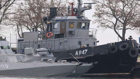 Україна вимагає у Росії довідку про стан здоров'я полонених українських моряків