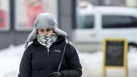 Після Водохреща в Україні дужчатимуть морози