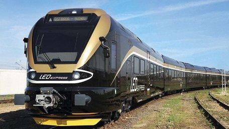 Чеський перевізник Leo Express планує запустити прямий потяг з Праги до Мостиськ