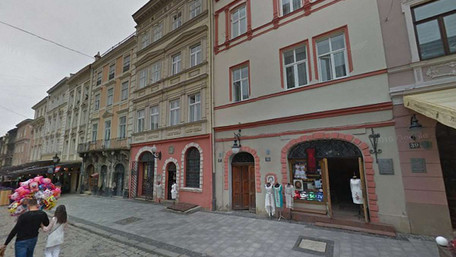 Пам'ятку архітектури на площі Ринок у Львові виставили на аукціон за 50 млн грн