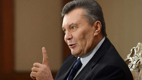 Віктора Януковича засудили до 13 років позбавлення волі