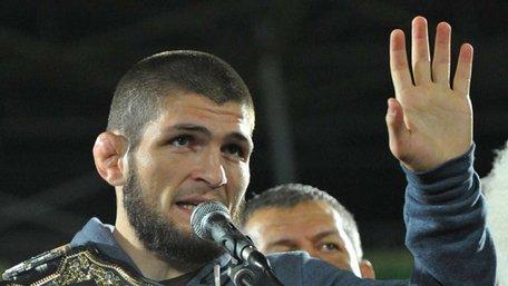 Чемпіона UFC  Хабіба Нурмагомедова дискваліфікували на 9 місяців
