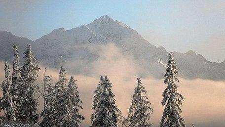 У польських Татрах лавина накрила групу лижників, є постраждалі