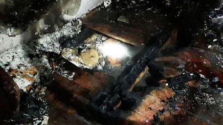 У Кам'янка-Бузькому районі внаслідок пожежі у квартирі загинув 52-річний власник