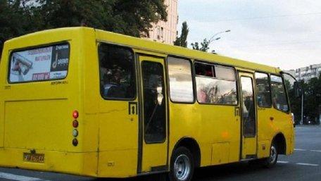 У Городку через неуважність водія з маршрутки випала і травмувалась 81-річна пасажирка