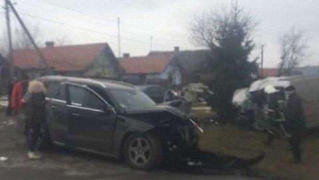 У ДТП в Жидачівському районі загинув 35-річний львів'янин