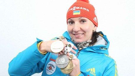 Олена Підгрушна змушена достроково завершити біатлонний сезон