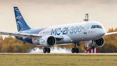 Росія не змогла запустити виробництво літаків через санкції США