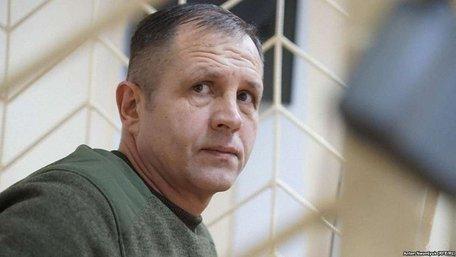 Політв'язня Балуха вивезли з окупованого Сімферополя до Краснодара