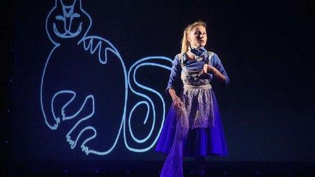 У Першому театрі відбулась прем'єра вистави за твором Льюїса Керрола