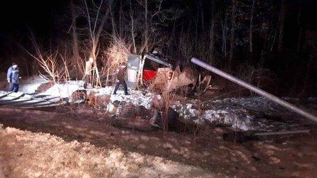Четверо пасажирів рейсового мікроавтобуса загинули в ДТП на Полтавщині