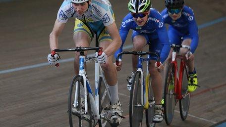 На львівському велотреку завершився зимовий чемпіонат України із велоспорту