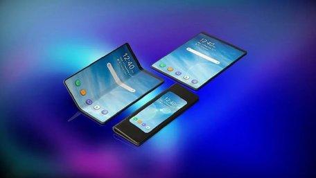 Корпорація Samsung презентувала перший гнучкий смартфон Galaxy Fold