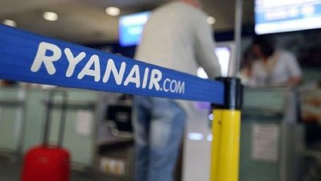 Лоукостер Ryanair оголосив про весняний розпродаж квитків