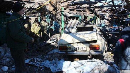 На Донбасі бойовики обстріляли з мінометів два населені пункти