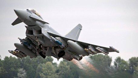 Винищувачі НАТО перехопили російські літаки біля Ісландії