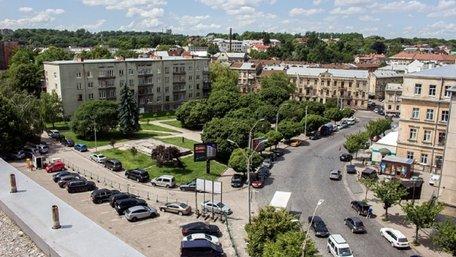 Мерія погодила будівництво підземного паркінгу у центрі Львова