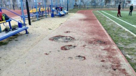 Спортмайданчик у Червонограді за 3,5 млн грн зруйнувався через півроку після відкриття