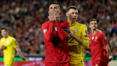Збірна України зіграла внічию проти Португалії у відборі на Євро-2020