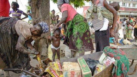 Внаслідок тропічного циклону в Мозамбіку загинули 732 людини