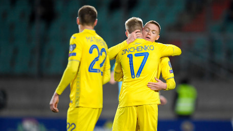 Україна у важкому матчі перемогла збірну Люксембургу у відборі на Євро-2020: відео