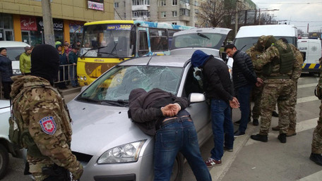 Поліція повідомила деталі спецоперації на Сихові