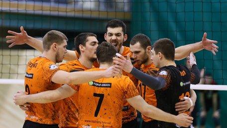 Львівські «Кажани» виграли два матчі поспіль у фіналі волейбольної Суперліги