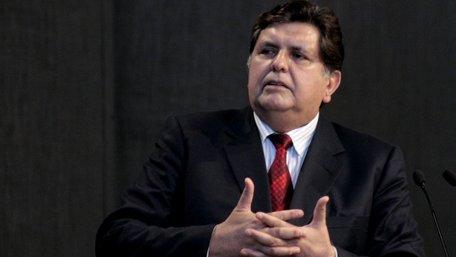 Екс-президент Перу покінчив життя самогубством перед арештом