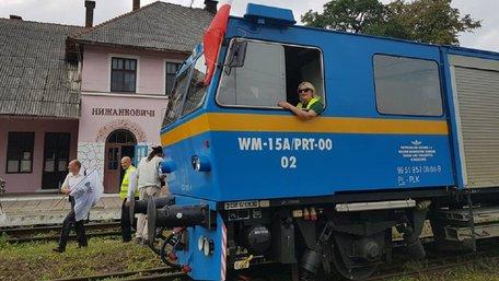 Проект відновлення залізничного сполучення між Хировом та Перемишлем отримав ґрант ЄС
