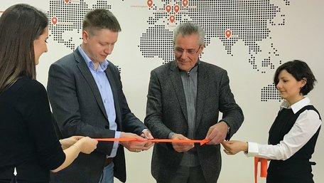 У Львівській політехніці відкрили першу лабораторію для проектування роботів