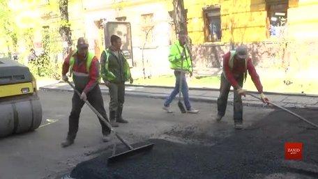 Через ремонтні роботи у Львові частково перекриватимуть вулиці Зелену і Левицького