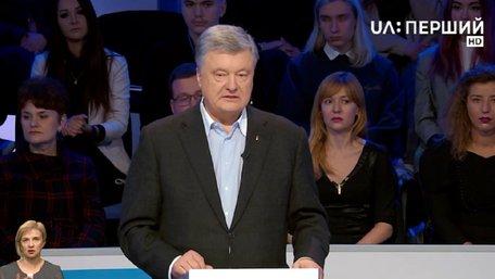 Володимир Зеленський не прийшов на офіційні дебати на «Суспільному»