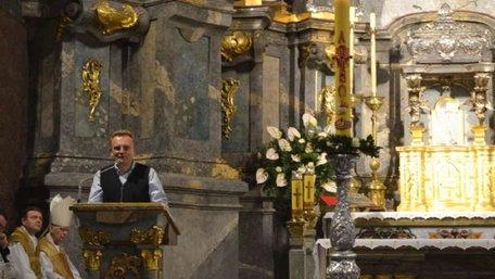 Мер Львова привітав римо-католицьку громаду міста з Великоднем