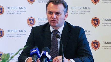 Олег Синютка оголосив про свою відставку з посади голови ЛОДА