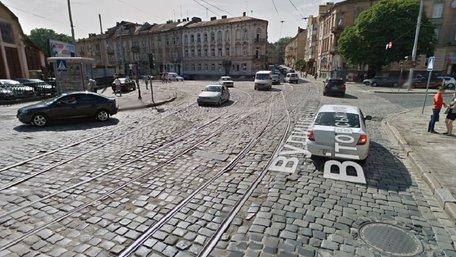 Два варіанти реконструкції найскладнішого перехрестя у Львові