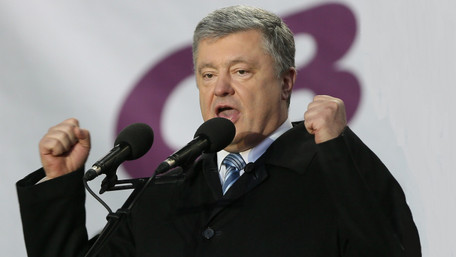 На «обливаний понеділок» до Львова приїде Петро Порошенко