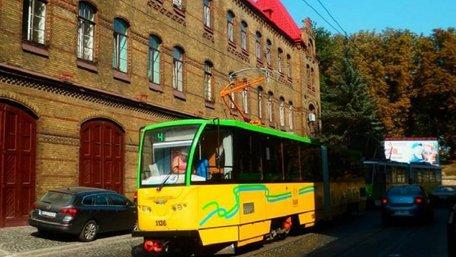 У Львові змінили схему руху п'яти трамвайних маршрутів