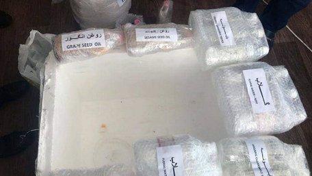 Поліція перехопила в «Борисполі» 40 кг наркотиків, які мали потрапити до Канади