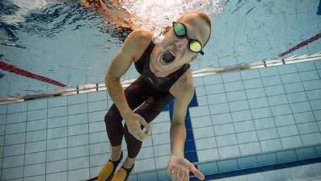 «Я можу не дихати під водою більше 9 хвилин»
