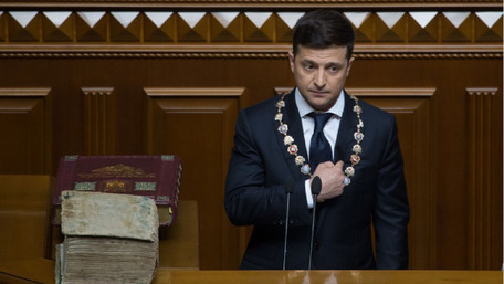 Чи підтримуєте ви розпуск Верховної Ради України?