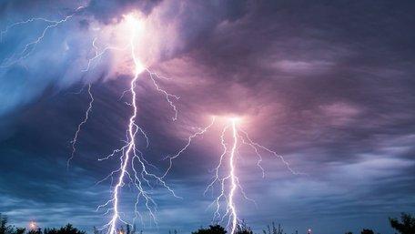 Як вберегтись від удару блискавки?