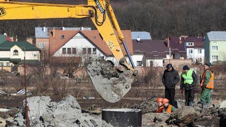 На розвиток інфраструктури Львів виділив Винникам 10 млн грн