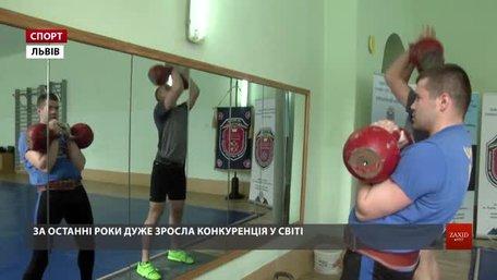 Львівські гирьовики Домінюк і Драган представлять Україну на чемпіонаті Європи